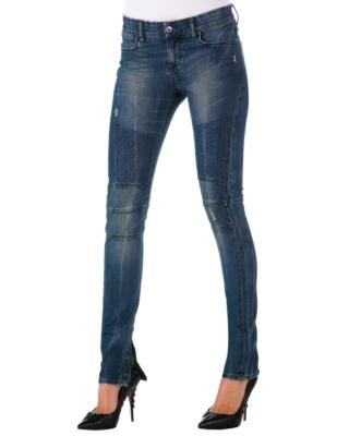 Blank Tetin Motorcycle Jeans