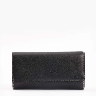 Roots Large Chequebook Clutch Prince