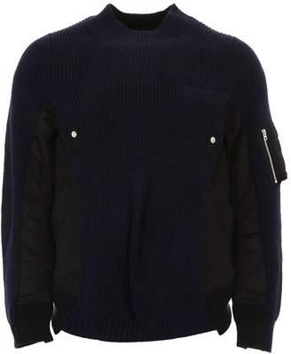 Sacai Wool Pullover