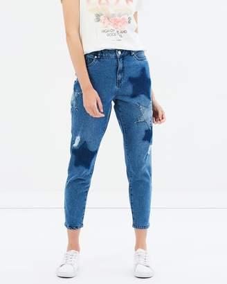 Only Tonni Star Boyfriend Jeans