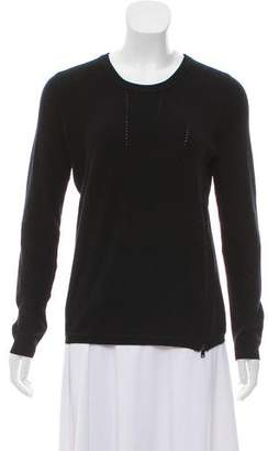 Vince Long Sleeve Knit Sweater