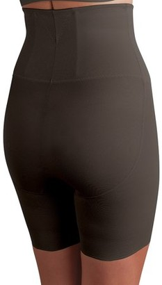 Cupid Women's Extra Firm Control Back Magic Thigh Slimmer