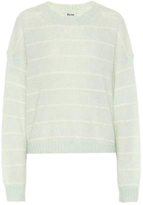 Acne Studios Wool and mohair blend sweater