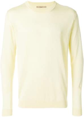 Nuur crew neck lightweight jumper