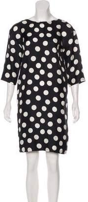 Les Copains Silk Mini Dress w/ Tags