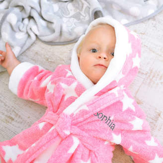 Kids Towelling Dressing Gown Shopstyle Uk