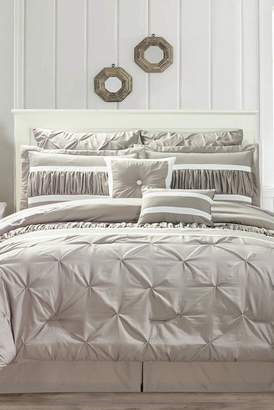 Duck River Textile Marlin 10-Piece King Comforter Set - Taupe