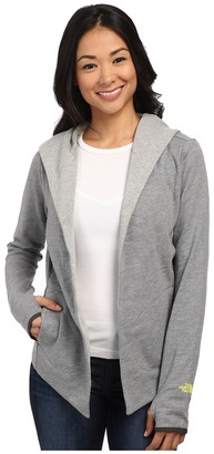 The North Face Harmony Park Wrap $75 thestylecure.com
