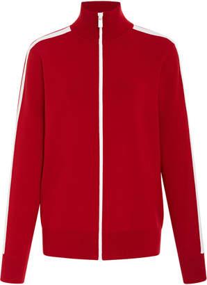 Michael Kors Zip Up Track Jacket