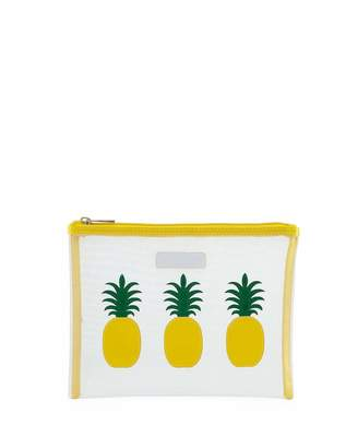 Lolo Bags Stanley Pineapple Trio Mesh Cosmetic Case