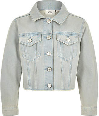 f51dbef3a Baby Girl Denim Jacket - ShopStyle UK