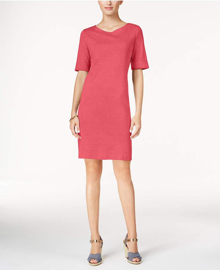 Karen Scott T-Shirt Dress, Only at Macy's 2