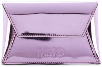MM6 MAISON MARGIELA envelope-style card holder