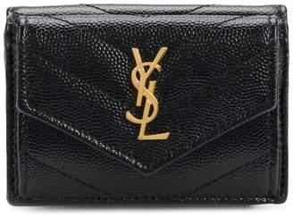 Saint Laurent small bill wallet