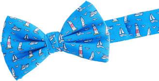 Vineyard Vines Boys Montauk Printed Bow Tie