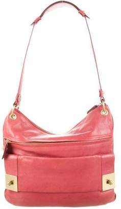 Mulberry Glossy Leather Hobo $225 thestylecure.com