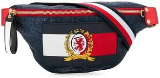 Tommy Hilfiger logo crest belt bag
