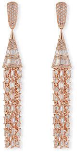 Fallon Monarch Deco Tuile Earrings
