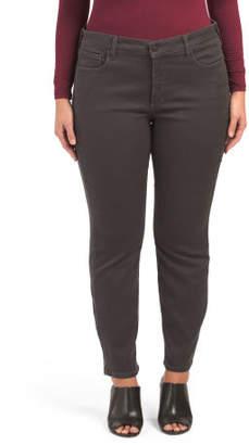 Plus Made In Usa Super Stretch Skinny Jeans