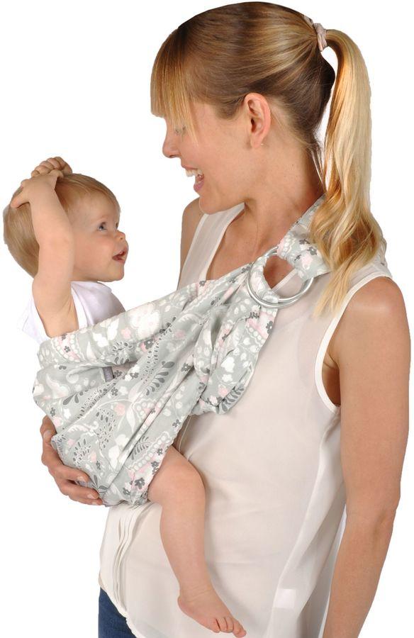 Balboa BabyBalboa Baby® Dr. Sears Adjustable Sling in Pink Paisley