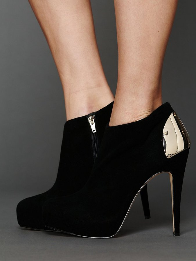 Free People Bansi Stilleto Bootie