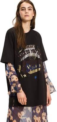 Tommy Hilfiger Boyfriend Rock T-Shirt