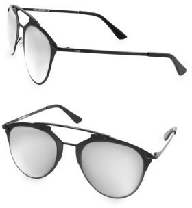 ALFIE 52MM Aviator Sunglasses