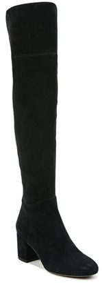 Franco Sarto Kerri Over the Knee Boot (Women) $198.95 thestylecure.com