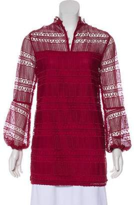 Tularosa Lace Mini Dress
