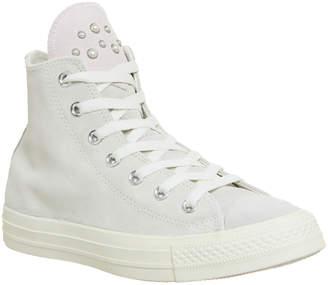 7ee9e4fc5b3 Converse Hi Leather Egret Pale Quartz Blush Pearl Exclusive