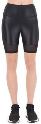 Nylora Cypher Mesh High-Waist Bike Shorts