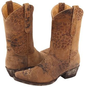 Old Gringo - Leopartido 10 Cowboy Boots $399 thestylecure.com