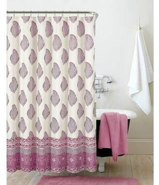 At Walmart Formula Paisley Shower Curtain