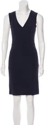 Tory Burch V-Neck Sleeveless Dress