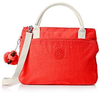 84d4f00d38c Kipling Womens Caralisa Shoulder Bag Coral Rose C