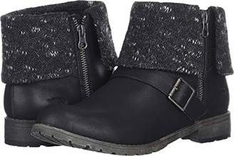 Rocket Dog Women's Bentley Lewis PU Finland Fabric Ankle Boot