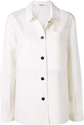 Jil Sander overshirt jacket