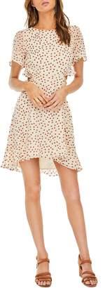 ASTR the Label Elsie Cutout Back Dress