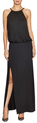 Halter Rope Maxi Dress $238 thestylecure.com