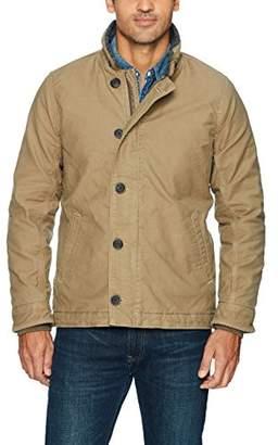 Lucky Brand Men's Military Deck Jacket