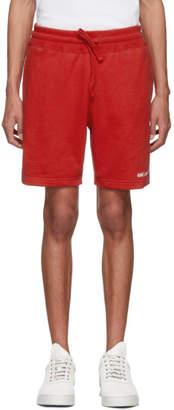Camper Aime Leon Dore Red Logo Shorts