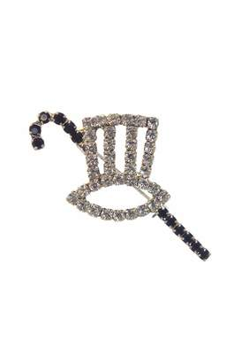 Ralph Lauren Spencer Top Hat & Cane Pin
