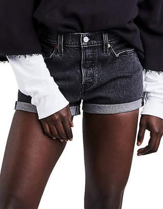 Levi's 501 Original Gimme More Fit Shorts