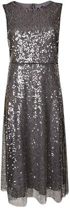 Ermanno Scervino Sequin Embellished Dress