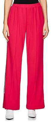 Area Women's Elga Crystal-Embellished Track Pants