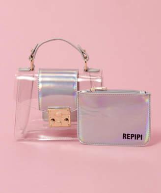 repipi armario (レピピ アルマリオ) - PVCBOXショルダー