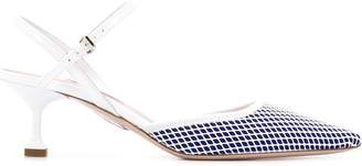Miu Miu sling-back pointed pumps