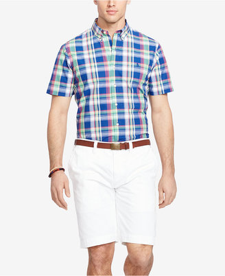 """Polo Ralph Lauren Big & Tall 10"""" Classic-Fit Twill Surplus Shorts $85 thestylecure.com"""