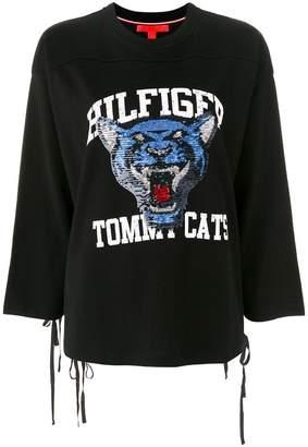 Tommy Hilfiger (トミー ヒルフィガー) - Hilfiger Collection Tomcats スウェットシャツ