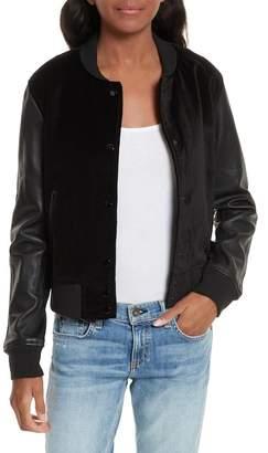 Rag & Bone Camden Varsity Jacket